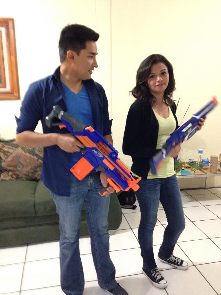 Carlos y Dania